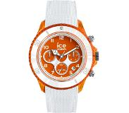 Ice Watch Ice-Watch IW014221 ICE Dune - Silicone - Orange - Large horloge