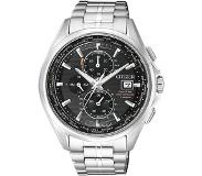 Citizen Horloges Ecodrive Citizen Radio Controlled AT8130-56E horloge Chrono Eco-Drive Titanium