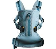 BabyBjörn One Outdoors draagzak turquoise