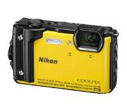 Nikon Coolpix W300 Holiday Kit Geel