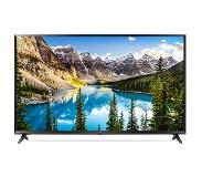 "LG 65UJ630V LED TV 165,1 cm (65"") 4K Ultra HD Smart TV Wi-Fi Zwart, Titanium"