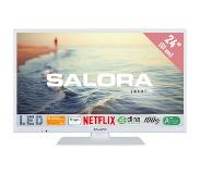 Salora Smart televisie LED 24HSW5012