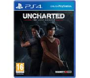 Games Sony - Uncharted: The Lost Legacy Basis PlayStation 4 video-game