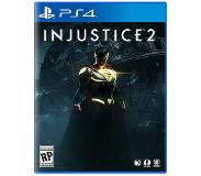 Sony Injustice 2, PS4 video-game PlayStation 4