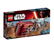 LEGO LEGO Star Wars Rey's Speeder 75099