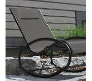 VIVERE Wave Rocker Loungestoel