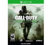 Activision Call of Duty 4: Modern Warfare Remastered, Xbox One Remastered Xbox One video-game