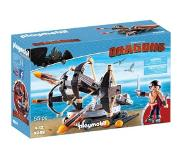 Playmobil Dragons Eret viervoudige ballista 9249