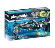 Playmobil 20% korting: Playmobil Top Agents 9253 Mégadrone