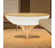 Moree Bedienbare LED tafel Lounge Pro Accu 45 cm