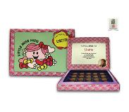Yoursurprise Chocobox - I love Milka! - Little Miss Hug - Knuffel (roze)