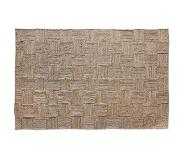 Hk Living Jute vloerkleed Naturel