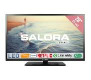 "Salora 5000 series 28HSB5002 tv 71,1 cm (28"") WXGA Smart TV Zwart"