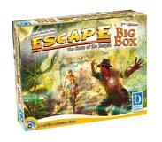 Queen games Escape The Curse of the Temple - Big Box (2nd edition)