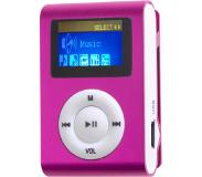 Difrnce MP855 MP3 4GB Roze