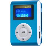 Difrnce MP855 MP3 4GB Blauw