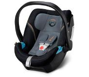 Cybex Aton 5 groep 0+ Aton 5 autostoel groep 0+ pepper black Pepper black