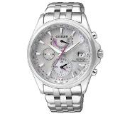 Citizen Horloges Ecodrive Citizen Radio Controlled FC0010-55D horloge Dual Time Eco-Drive