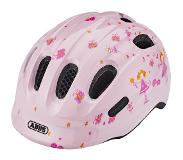 ABUS Smiley 2.0 Fietshelm - Maat S (45-50 cm) - rose princess