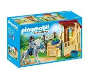 Playmobil Country Appaloosa met paardenbox (6935)