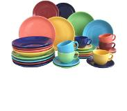 Creatable Servies TOP multicolor