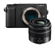 Panasonic Lumix DMC-GX80 zwart + 14-42mm HD II