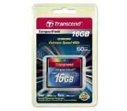 Transcend 400x CompactFlash Card, 16GB