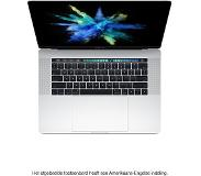 Apple MacBook Pro 15 inch Touch Bar en Touch ID (3,1GHz i7 / 16GB / 1TB) - Zilver