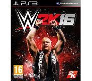 2K Sports WWE 2K16 (PS 3)
