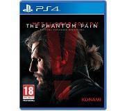 Konami Metal Gear Solid V: The Phantom Pain PS4