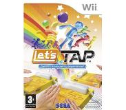 Party & Muziek; Actie SEGA - Let's Tap (Wii)