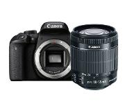 Canon EOS 800D Kit met EF-S 18-55mm f / 4-5.6 IS STM Lens Digitale ...