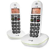 Doro Phone EASY 100W DUO blanc