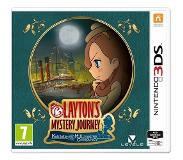Games Nintendo - Layton's Mystery Journey 3DS
