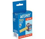 Wecare Ink cartridge HP C9351A No. 21 Black