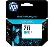 HP 711 cyaan inktcartridge, 29 ml