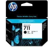 HP Cartouche d'encre noire 80 ml HP 711