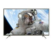 "Thomson 49UC6406 LED TV 124,5 cm (49"") 4K Ultra HD Smart TV Wi-Fi Zilver"