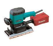 Makita 9046 Vlakschuurmachine - 600W - 115 x 228mm