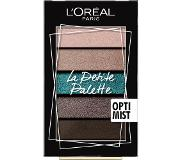 L'Oréal Make-Up Designer La Petite Palette - 03 Optimist - Mini Oogschaduw Palette