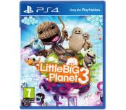 Games Sony - Little Big Planet 3, PS4