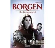 Romantiek & Drama Sidse Babett Knudsen, Birgitte Hjort Sørensen & Søren Malling - Borgen - Seizoen 3 (DVD)