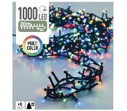 Decorative Lighting Micro Cluster 1000 LED's 20 meter multicolor