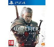 Games Namco Bandai Games - The Witcher 3: Wild Hunt Day One Edition, PS4