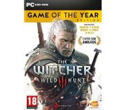 Games Namco Bandai Games - The Witcher 3: Wild Hunt Game of the Year Edition Basic + Add-on PC video-game