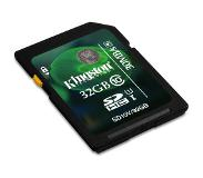 Kingston Technology 32GB SDHC UHS-I Card