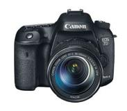 Canon EOS 7D Mark II + 18-135mm iS STM Zwart
