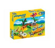 Playmobil 5047 Safari 1.2.3
