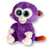TY Beanie Buddy Grapes Aap Knuffel 24cm