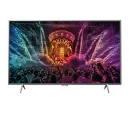 Philips 6000 series Ultraslanke 4K Smart LED-TV 55PUS6201/12 LED TV